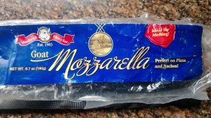 Mozzarella Goat Cheese
