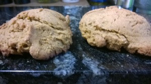 cinnamon pumpkin scones