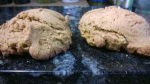 cinnamon pumpkin scones