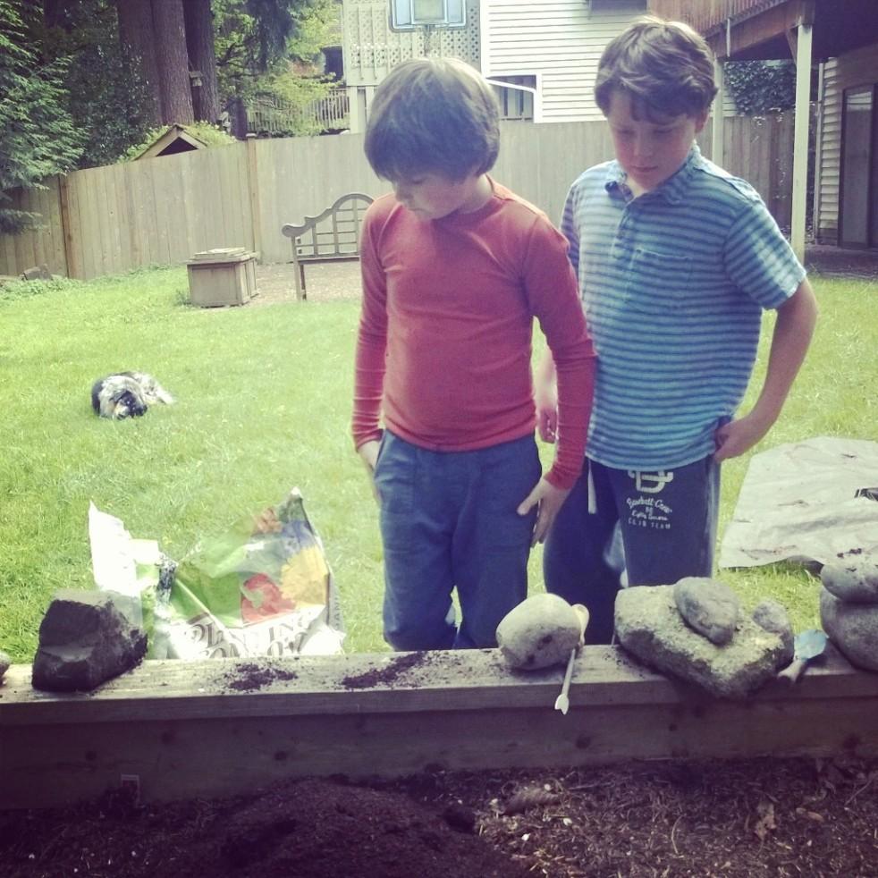 boys garden 2015