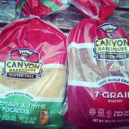 Canyon Bakehouse Breads