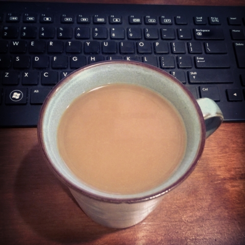 Chai while I type