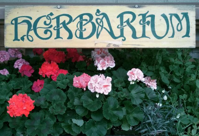 Herbarium sign